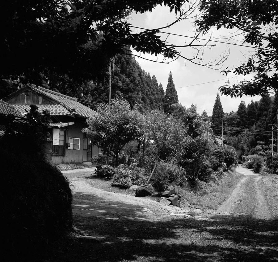 買収の会合が4回開かれたとされる四浦地区の懐集落
