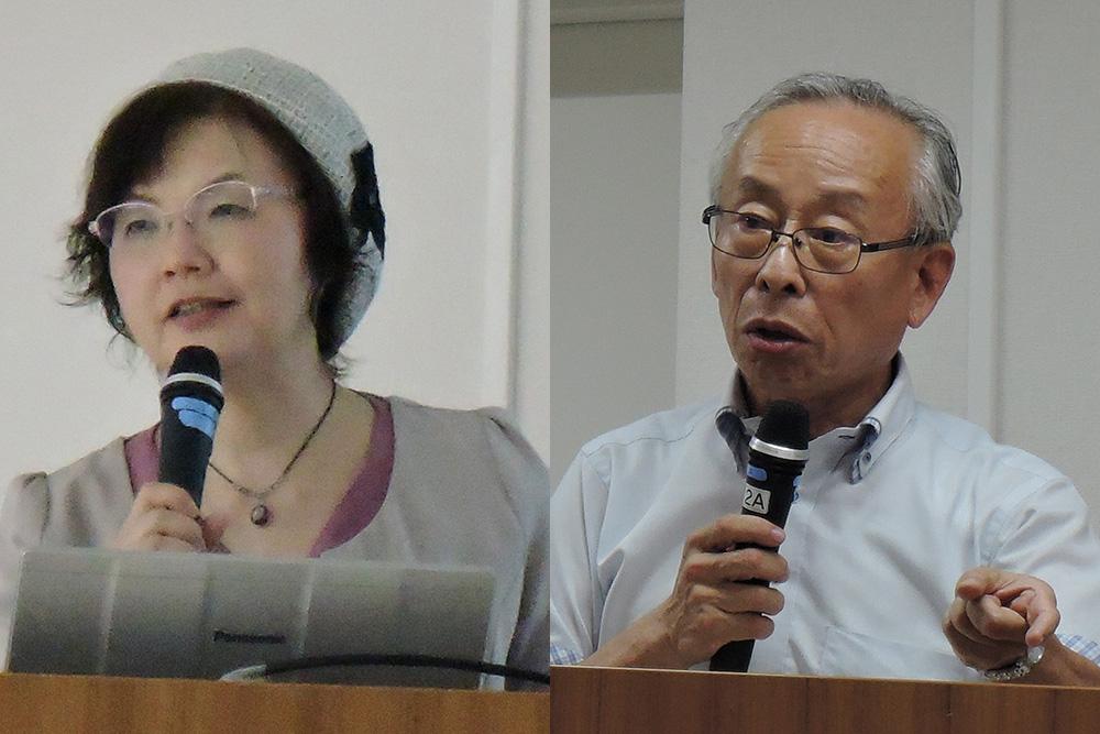 鴨志田祐美弁護士と佐藤博史弁護士
