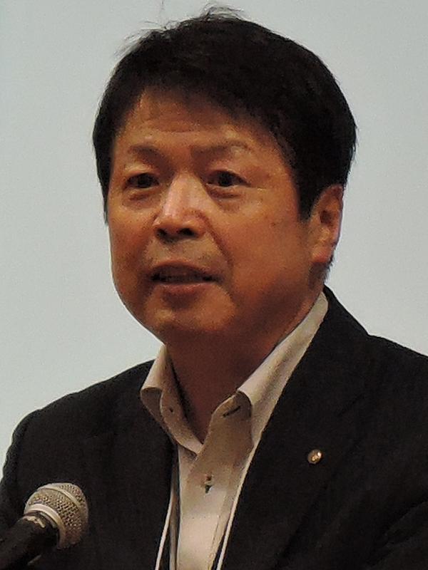 平岡秀夫・元法相