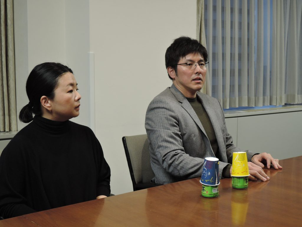 SBSによる冤罪被害の体験を語る菅家英昭さん