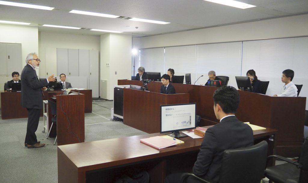季刊刑事弁護創刊100号記念模擬裁判員裁判